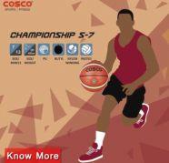 Championship S7 Basket Ball Shop Nagpur for sale  India