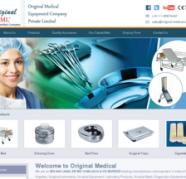 ORIGINAL MEDICAL EQUIPMENT CO.PVT.LTD for sale  India