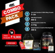 Get An amazing Optimum Nutrition combo deal Limited Edition for sale  India