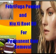 Ayurvedic FEBRIFUGA POWDER for Permanent Hair Remover for sale  India