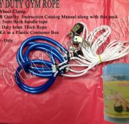 weight lose, weight reduce, weight, 6 pack abs,plastic rope for sale  India