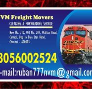 NVM Railway Clearing  Forwarding Service  since 1979 for sale  India