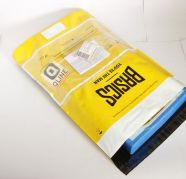Plain Tamper Proof Courier Bags With Pod for sale  India
