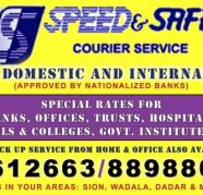 Used, speed and safe courier services speed and safe courier servi for sale  India