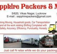 Sapphire Packer and Movers for sale  India