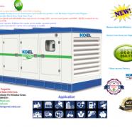Used, Top Generator Dealers in Bilaspur Best Diesel Generator set for sale  India