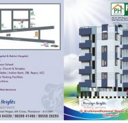 prestige housing in chennai for sale  View all properties of this agent (8)