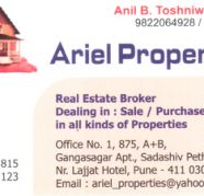 Used, Ariel Properties in Sadashiv Peth/Narayan Peth/Shaniwar Peth for sale  View all properties of this agent (3)