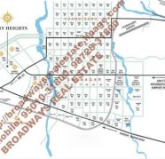 Sunny Enclave Sector 123 Mohali, 1 Kanal Plot in Mohali for sale  Residential land